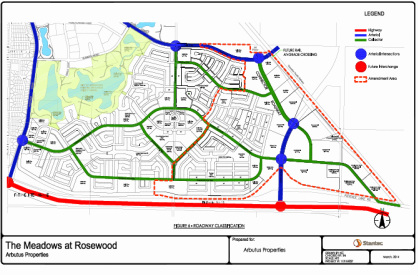 Roadway Classification - Based on Proposed Major Amendments